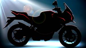 Watch the live launch of the new Bajaj Pulsar Adventure Sport