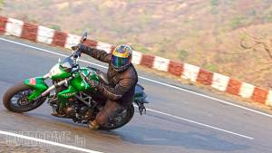 Benelli TNT 300 review (India)