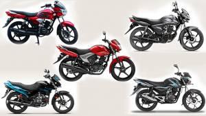 Spec comparo: Yamaha Saluto vs Honda CB Shine vs TVS Phoenix vs Bajaj Discover 125M vs Hero Glamour