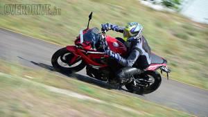 Bajaj Pulsar RS200 first ride review
