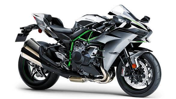 ~Kawasaki H2 Main Image