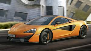 2015 New York Auto Show: McLaren unveils the 570S from the Sports Series