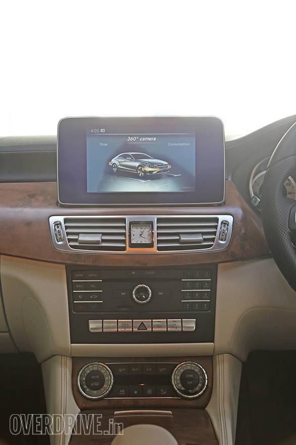 Mercedes-Benz CLS 250 CDI (5)
