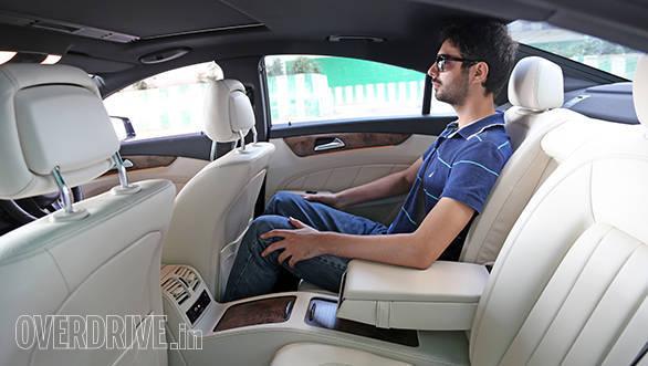 Mercedes-Benz CLS 250 CDI (7)
