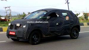 Renault XBA compact hatchback to be unveiled in India on May 20, 2015