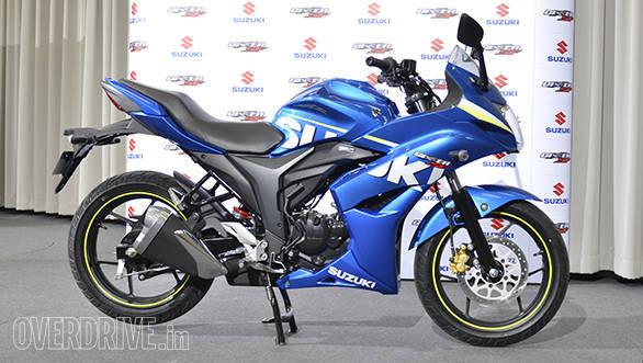Suzuki Gixxer SF (1)