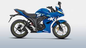 Suzuki Gixxer SF launched in India at Rs 83,889
