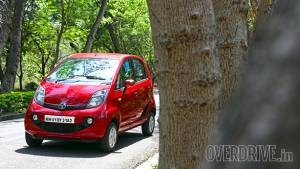 2015 Tata GenX Nano road test review