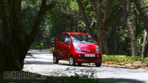 2015 Tata Nano GenX first drive review