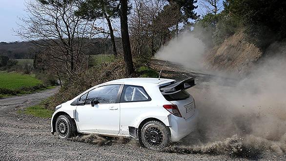 Toyota WRC (1)