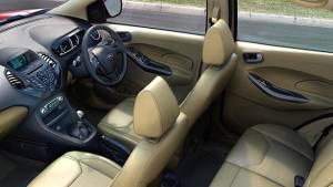 Ford Figo Aspire interior and features revealed