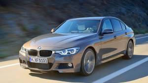 2015 Frankfurt Motor Show: India-bound BMW 3 Series facelift revealed