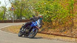 Bajaj Pulsar AS150 first ride review