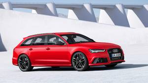 2015 Audi RS 6 Avant launched in India at Rs 1.35 crore