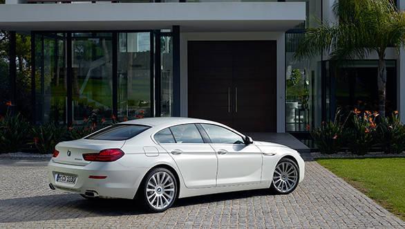 BMW 6 Series Gran Coupe (6)