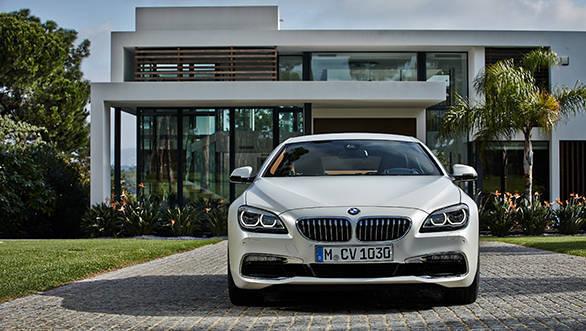 BMW 6 Series Gran Coupe (7)