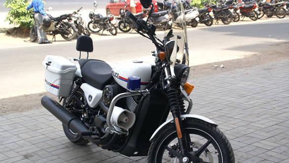 Harley-Davidson Street 750  Police