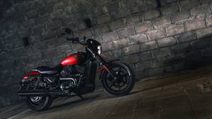 Are current Street 750 owners justified in demanding a free brakes upgrade from Harley-Davidson?