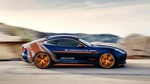 Jaguar to debut the Bloodhound F-Type Rapid Response Vehicle at Coventry MotoFest