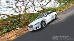 Jaguar XJ L 2.0 India road test