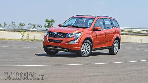 Mahindra XUV 500 facelift (3)