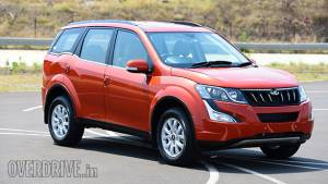 2015 Mahindra XUV500 facelift launched in India at Rs  11.21 lakh