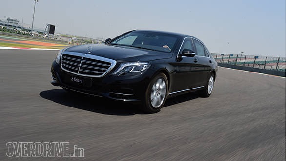 2015 Mercedes-Benz S 600 Guard first drive review