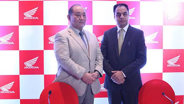 Mr. Keita Muramatsu, President and CEO HMSI And President Honda Motor In... (1)
