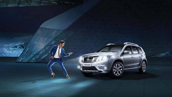 Nissan Terrano Groove limited edition (1)