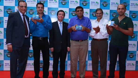 Tata Green Batteries -Velocity Plus