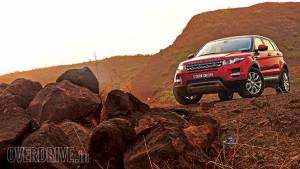 2015 Range Rover Evoque SD4 Prestige road test review