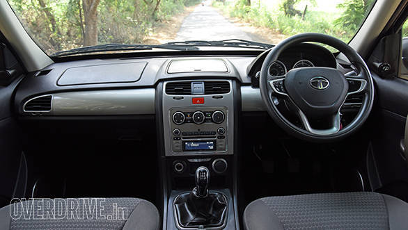 Tata Safari Storme facelift (7)