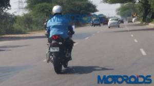 Spied: Yamaha YZF-R3 caught testing in India