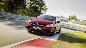 Mercedes-Benz reveals the new generation A-Class