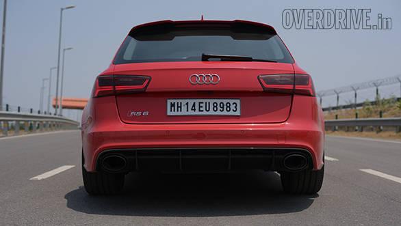 Audi RS 6 Avant (9)