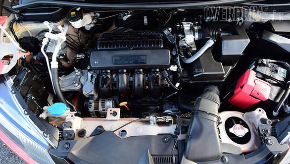Honda Jazz 1