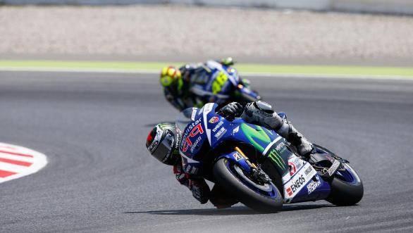 Lorenzo MotoGP Catalunya 2015