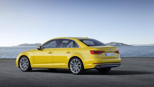 New Audi A4 (3)
