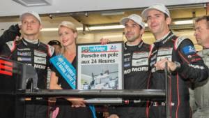 Le Mans 2015: Porsche on pole for historic battle at Sarthe