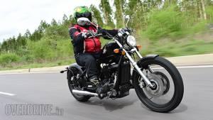 Regal Raptor DD350E-2 Bobber first ride review