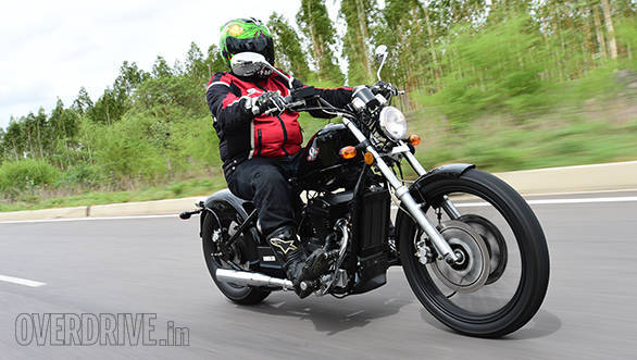 Regal Raptor DD350E-2 Bobber first ride review