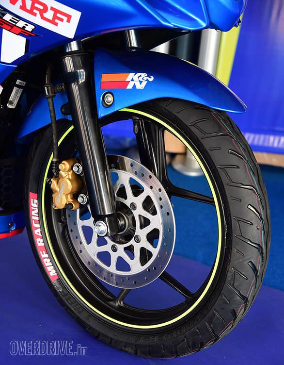 Suzuki Gixxer SF race bike (14)