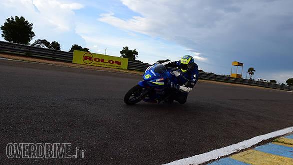 Suzuki Gixxer SF race bike (18)