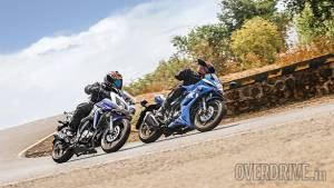 Comparison: Suzuki Gixxer SF vs Yamaha Fazer FI version 2.0