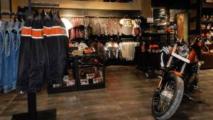 Harley-Davidson to retail its riding gear and apparel on Amazon