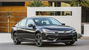 2016 Honda Accord revealed