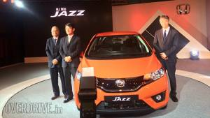2015 Honda Jazz launched in India at Rs 5.30 lakh