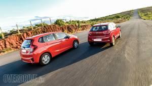 Honda Jazz vs Hyundai Elite i20: Trims and variants compared