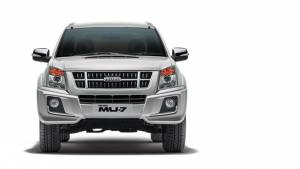 Isuzu MU-7 automatic launched in India at Rs 23.90 lakh