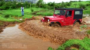 2015 Mahindra Thar CRDe facelift image gallery
